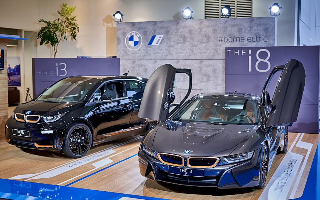 BMW i 的臨別一啾 限量版i3s Edition RoadStyle / i8 Ultimate Sophisto Edition抵台巡展