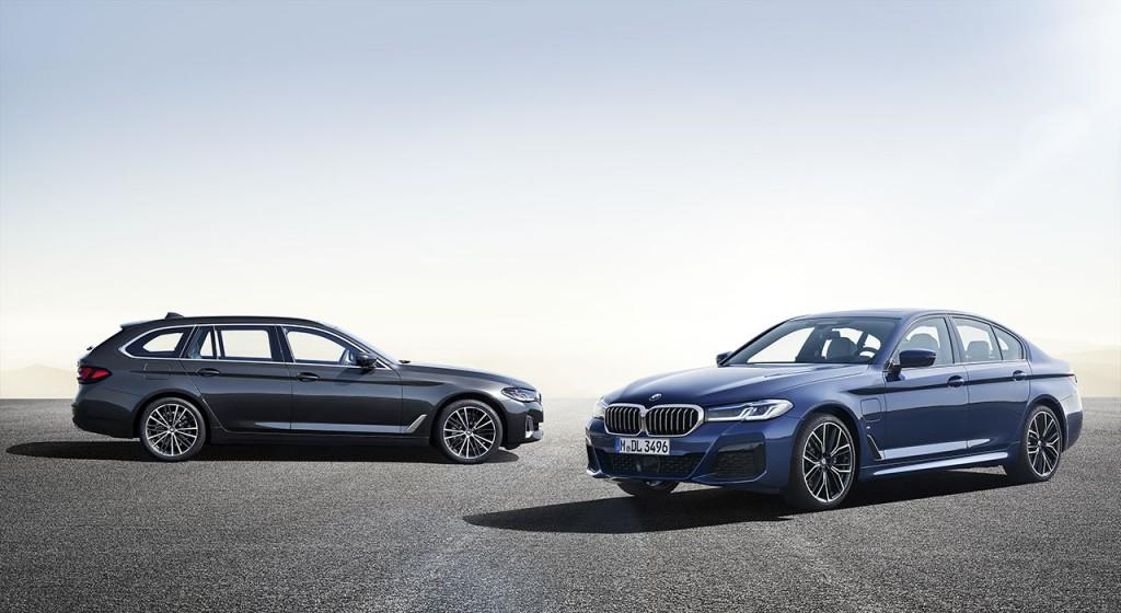 小改款BMW 5系列加入48V輕油電與多元化動力系統新登場