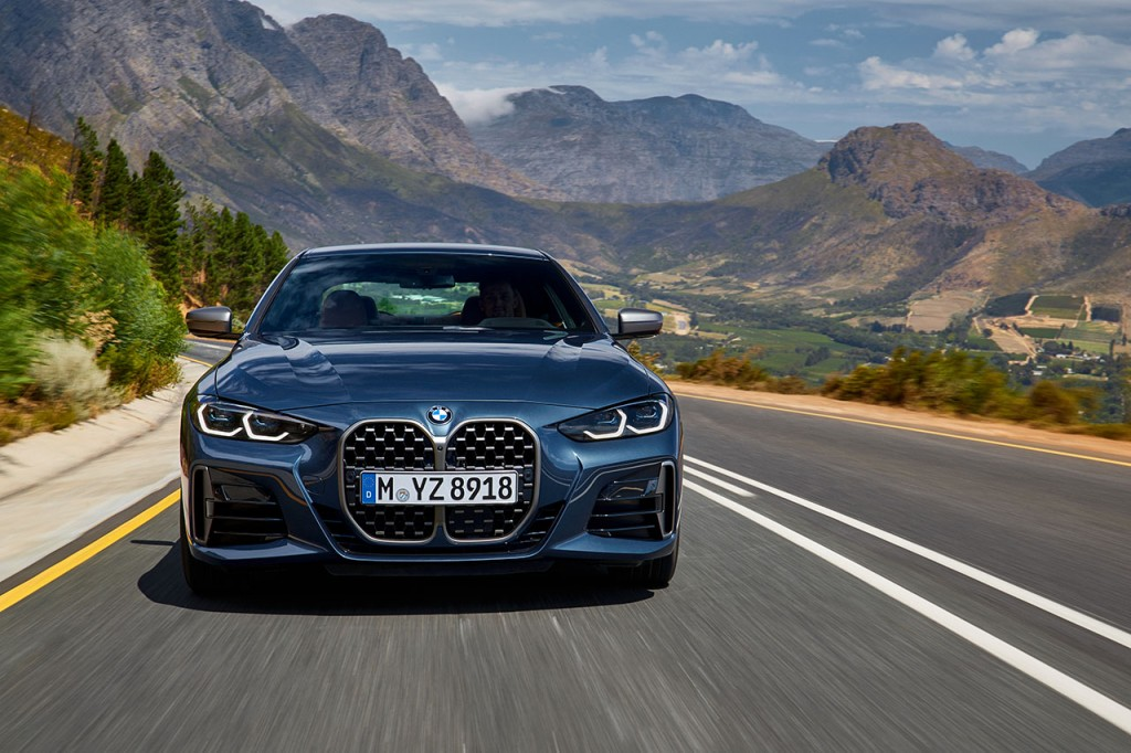 BMW新4系列(G22)正式發表!