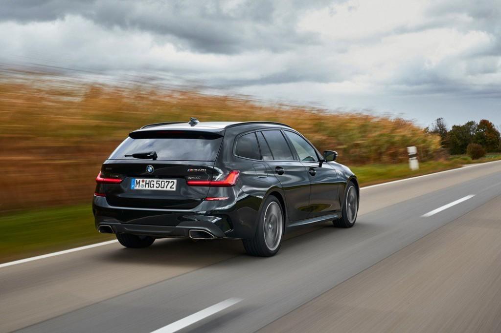 性能碗公終於有譜了? 全新BMW M3 Touring傳2023年登場!